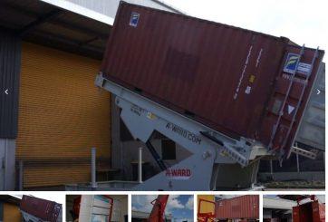 A-Ward unloading 3