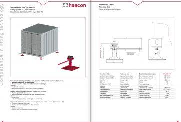 Haacon 2931.10 vaaitustunkki